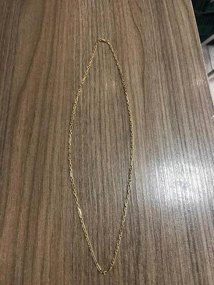 Corrente De Ouro Modelo Cartier 15 Gramas Ouro 18k