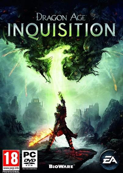 Dragon Age: Inquisition Pc Origin Cd Key