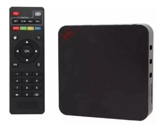 Aparelho Transforma Sua Tv Comum Em Smart 16gb E 3gb Ram 4k