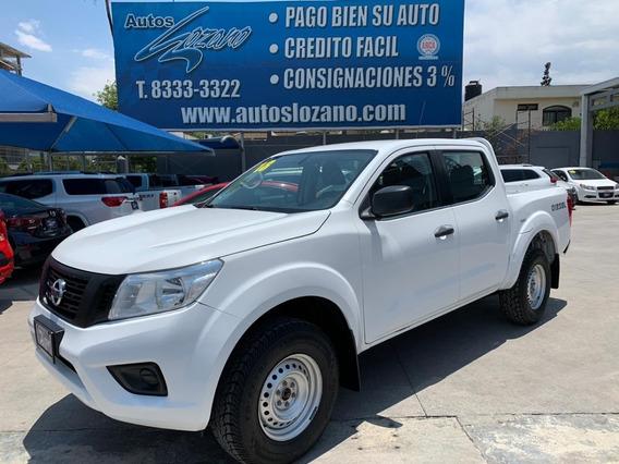Nissan Frontier Np300 Diesel Std 2018