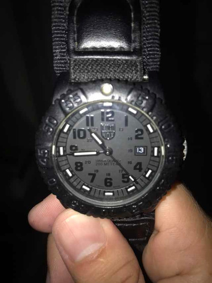 Relogio Luminox 3051 Blackout Original