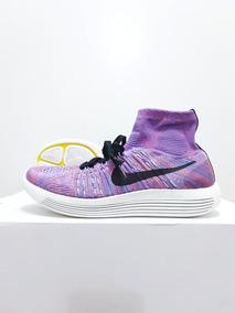 Tênis Nike Lunarepic Flyknit Feminino 4 Cores N. 34 35 36 37