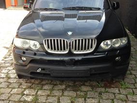 Sucata Para Retirada De Peças Bmw X5 4.8 V8 Ano: 2005/2005