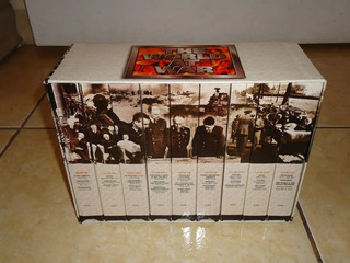 The World At War Coleccion Completa En 9 Vhs Ingles +++