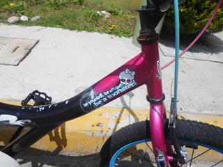 Bicileta Monster High Rodada 20