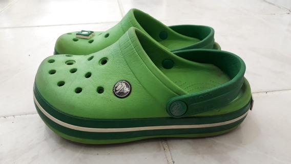 Crocs Lanterna Verde Infantil J1