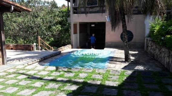 Ótima Casa No Flamengo - Maricá - Ca3269