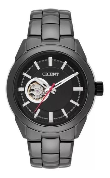 Relógio Orient Cerâmica Aut Edição Limitada Nh3kk001 P1px