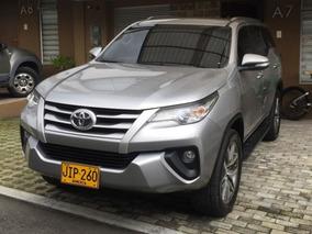 Toyota Fortuner 2017 Como Nueva