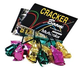 Cracker Boom Multicolor Fuegos Artificiales Pirotecnia