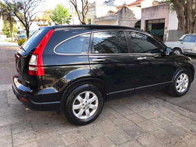 Honda Cr-v 2.4 Ex L At 4wd Impecable Permuta Financio
