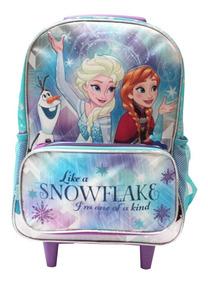 Ruz - Disney Frozen Mochila Primaria Infantil (con Ruedas)