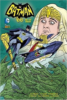 Hq - Batman 66 - Rei Tut Ataca! - Capa Dura