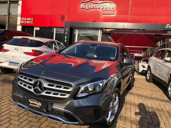 Mercedes-benz Gla 200 1.6 Turbo Cgi Flex