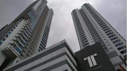 Imagen 1 de 14 de Venta De Apartamento En Ph Top Towers Costa Del Este 18-3453