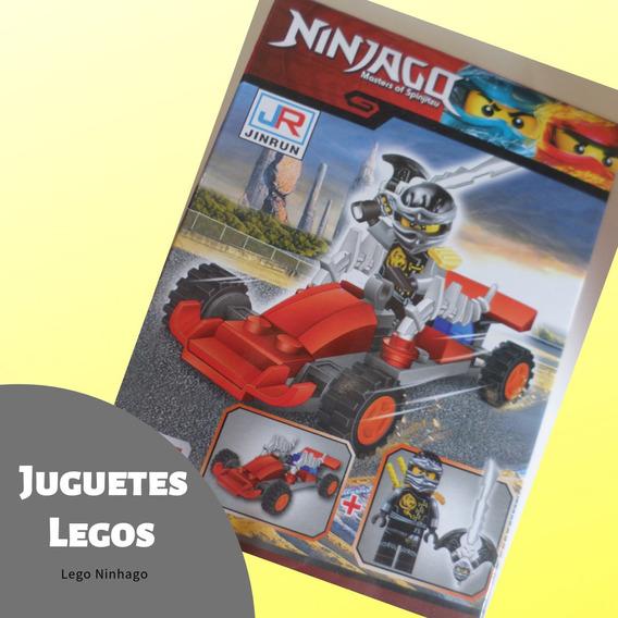 Combo 2 Lego Ninjago Armable