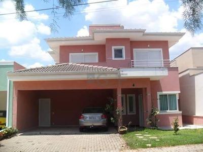 Casa Com 4 Suites À Venda, 280 M² Por R$ 1.450.000 - Jardim Soleil - Valinhos/sp - Ca5467