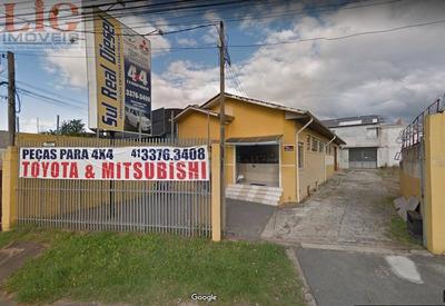 Terreno A Venda No Bairro Hauer Em Curitiba - Pr. - T-935-1