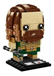 Lego Brickheadz Figura Para Armar Dc Comics Aquaman #23