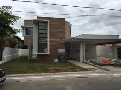 Casa Em Condomínio, 288m², 4 Suítes, 3 Vagas, Maceió, Al - 1299