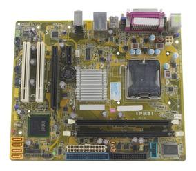Kit Placa Mãe 775 Ddr2 + Core 2 Duo + 4gb Ddr2 (2x2gb)