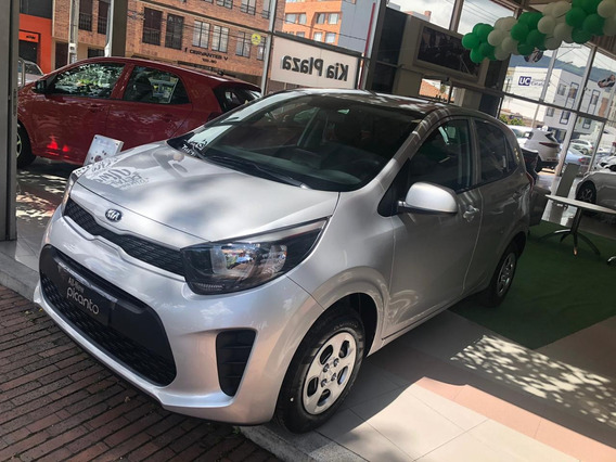Kia Picanto 1.0 Version Emotion, Modelo 2020 Bono Adicional