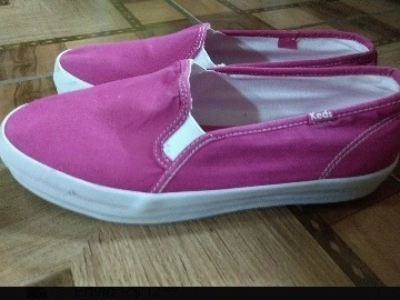 Tenis Keds Triple Dutch 38 Seminovo Rosa