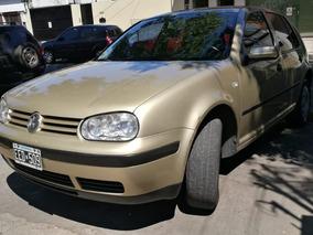 Volkswagen Golf 1.6 Comfortline 2003 Beige Nafta