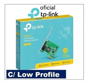 Placa Rede Pci Express Tp-link Tg-3468 Gigabit Low Profile