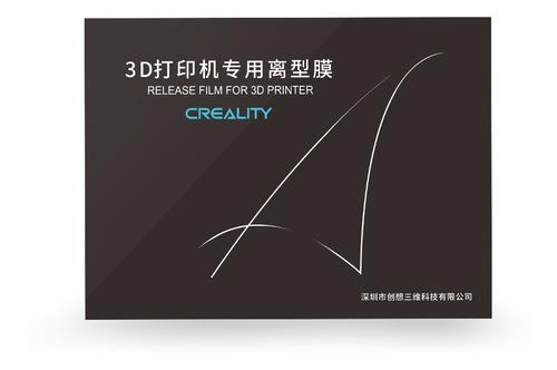 Imagem 1 de 5 de Creality Filme Fep Reservat Resina Ld-002 P/ Impressora 3d