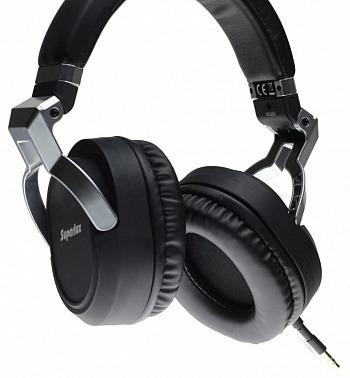 Fone Headphone Microfone Profissional Superlux Hd685