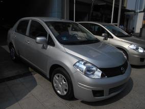 Nissan Tiida 2014 Sense Sedan Mt Somos Agencia