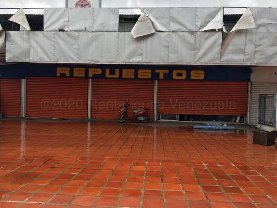 Local Comercial En Alquiler En Centro Barquisimeto 20-25267 Nd