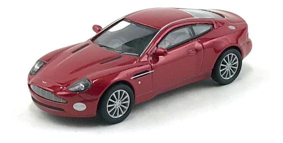 Kyosho Aston Martin V12 Vanquish Vinho R14 1/64 Loose