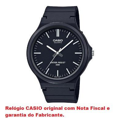Relógio De Pulso Casio Mw-240-1evdf-sc