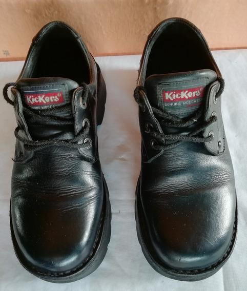 Zapatos Para Caballero Marca Kickers Mocassinos Numero 41