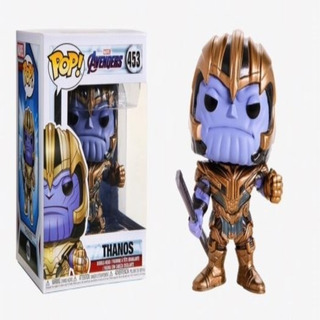 Funko Pop Avengers Thanos 453 Original Edu