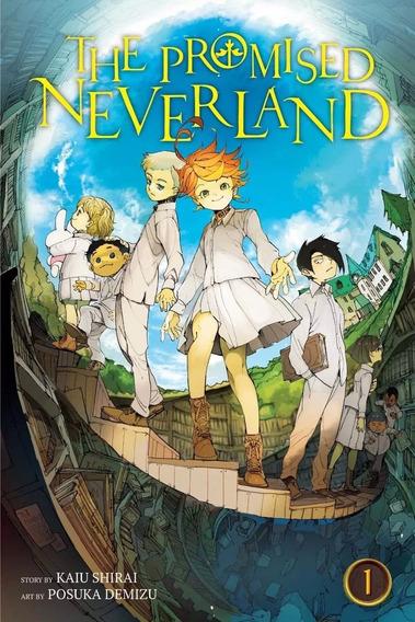 Mangá - The Promised Neverland, Vol. 1 - Lacrado