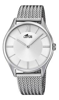 Reloj Lotus Minimalist 18487/1 Hombre Agente Oficial