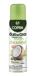 Óleo De Coco E Palma Em Spray 200ml Copra