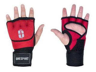 Luva Bandagem Atadura Gel- Boxe Muay Thai Sanda Kickboxing