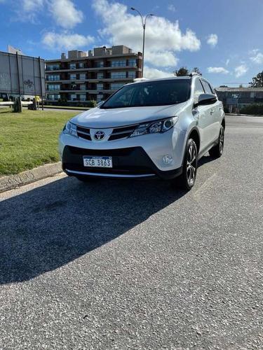 Toyota Rav4 2.5 4x4 Vx 6at 2015