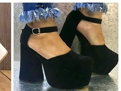 Zapatos Gamuzado