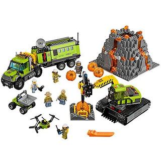 Lego City Volcano Exploradores, Multi Color