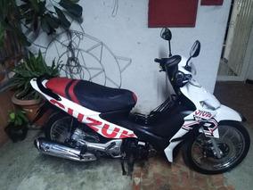 Moto Suzuki Viva R Evolutions 115