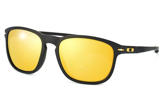 Oculos Oakley Enduro Matte Black 24k Iridium Frete Gratis