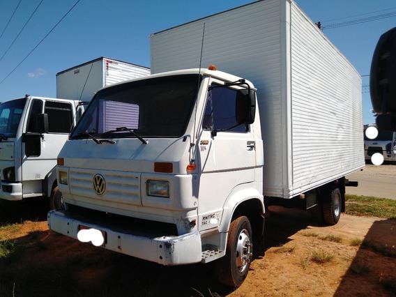 Vw 7100/96 Branco Baú