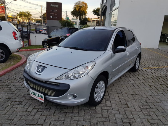Peugeot 207 Hatch Xr-sport 1.4 8v Flex 4p 2009