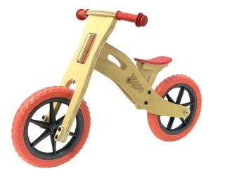 Bicicleta De Madera Sin Pedales Gio 2 A 5 Años