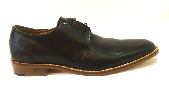 Zapato Vestir Cuero Hombre Art 6685. Marca Blood South
